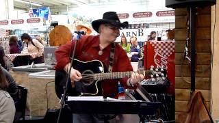 Equitana 2013 - Country-Sänger