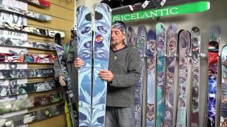 Anton Yakovina (Anton Ski School) presents Icelantic the Gypsy 2012-13