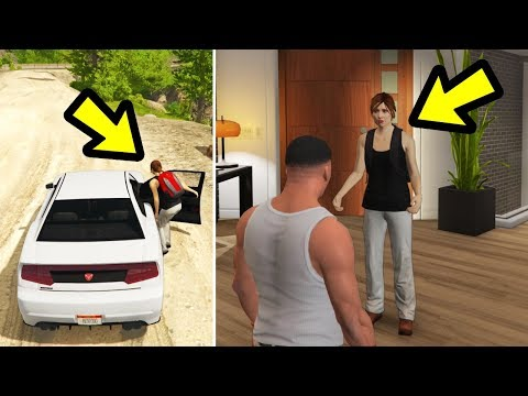 GTA 5 - This Happens If You Take Ursula To Franklin's House Instead!