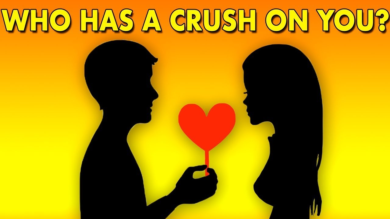 I have a crush on you letter