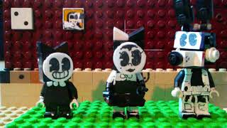 Bendy: Lego All Eyes On Me by OR30