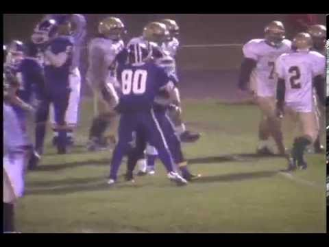 Chris McNally Football Highlights