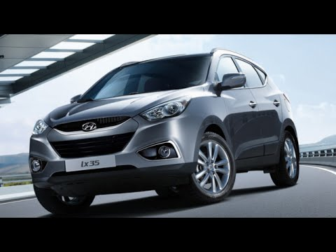 Новый Hyundai IX35 Чип Тюнинг и снова катализатор