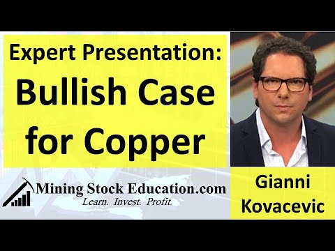Bullish Case for Copper with Expert Gianni Kovacevic
