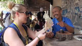 Download Mp3 Anne Explores Wonderful Indonesia - Yogjakarta Part 3 - The Kraton - Water Castl