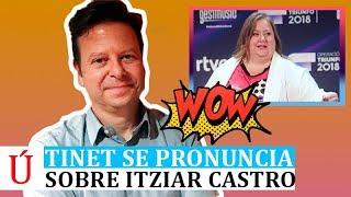 Tinet desvela el verdadero motivo del despido de Itziar Castro de Operación Triunfo 2018
