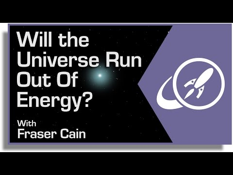 Will the Universe Run Out Of Energy?