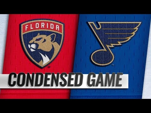 Florida Panthers vs St. Louis Blues | Dec.11, 2018 | Game Highlights | NHL 2018/19 | Обзор матча