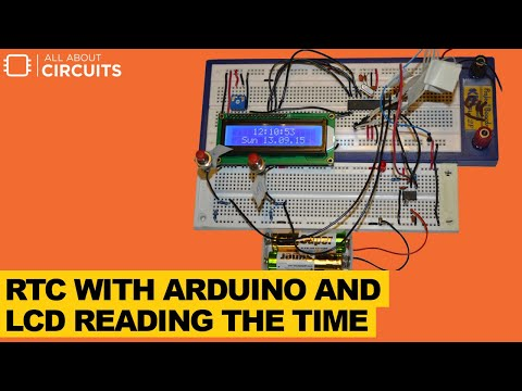 How to Use RTC with Arduino and LCD