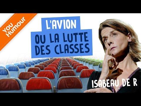 Isabeau de R, L'avion