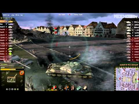World Of Tanks: Battle With IS-7 (#47)