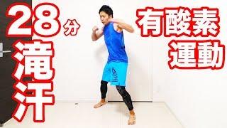 【28分】滝汗グーパンチ有酸素運動!嫌でも必ず痩せるやーつ! thumbnail