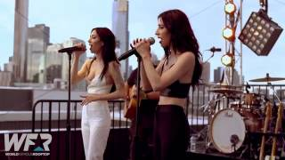 Mad Love - The Veronicas (World Famous Rooftop)