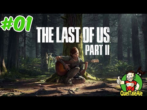 The Last of Us Part II - Gameplay ITA - Walkthrough #01 - TRANQUILLITÀ APPARENTE