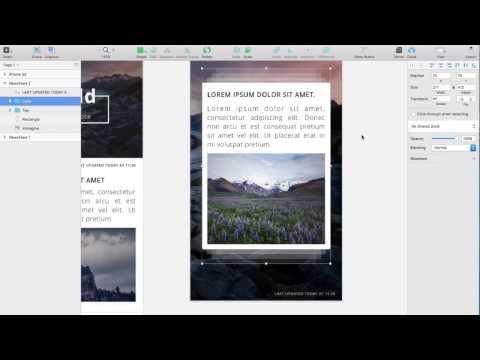 UI Design: 08 News Feed