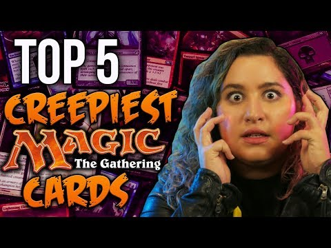 TOP 5 Magic the Gathering Cards that Are Dope as Hell // Dark 5 | Snarled
