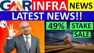 GMR INFRA कर्ज चुका रहे हैं | LATEST MARKET NEWS | SHARE MARKET VIDEOS IN HINDI