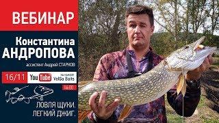 Вебінар Костянтина Андропова