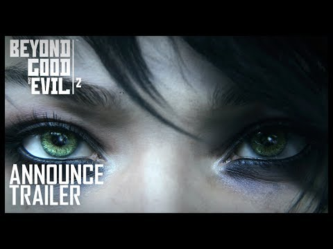 Beyond Good and Evil 2: E3 2017 Official Announcement Trailer | Ubisoft [NA]