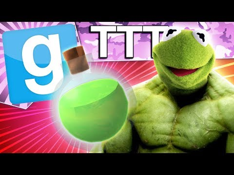 KERMIT THE HULK | Gmod TTT