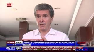 Jurnalis AS Laporkan Hendropriyono ke Komnas HAM