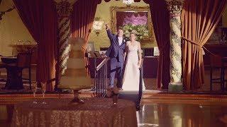 St. Simon Catholic Church & Indiana Roof Ballroom | Michael + Mary-Bridget | Indianapolis Wedding