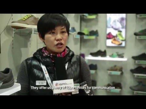 ISPO BEIJING 2016. Sports goods industry. 24–27 February 2016