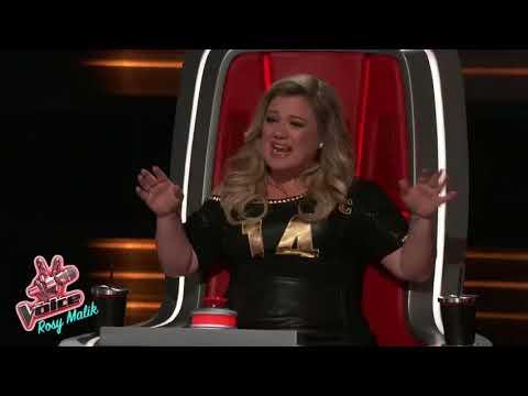 The Voice Season 14 - RAYSHUN LaMARR- Blind Audition 2018 Full.