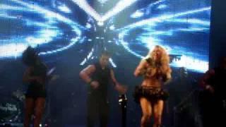 Banda Calypso no Requebra Brasil 2010