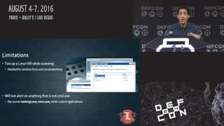 DEF CON 24 - Linuz, Medic - Sticky Keys To The Kingdom: Pre auth RCE