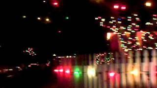 Holiday Christmas lights on Lilac lane costa mesa 2