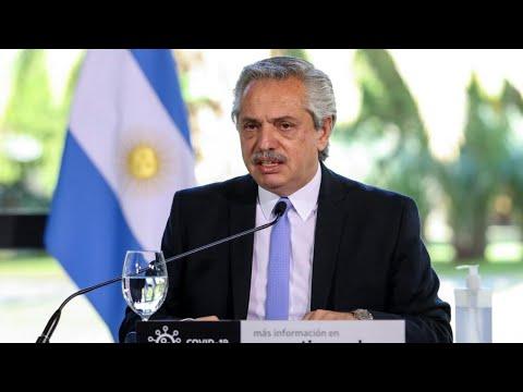 Alberto Fernández anunció que Argentina fabricará la VACUNA de Oxford contra el COVID-19