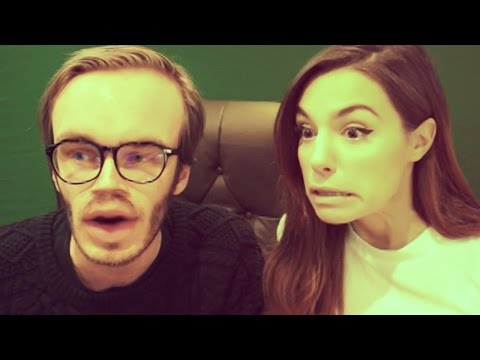 Thumbnail: SCREAMING WITH MY GIRLFRIEND. - (Fridays With PewDiePie - Part 100)