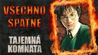 Všechno špatné ve filmu Harry Potter a Tajemná Komnata
