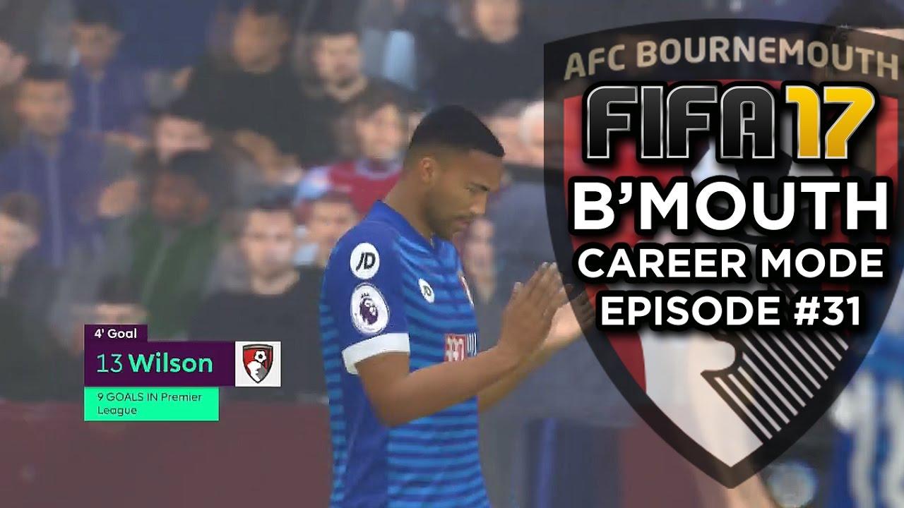 Elf Semi Final 1st Leg Fifa 17 Career Mode 31 Youtube