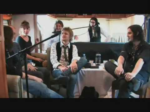 Raconteurs with Pete Townshend part 1