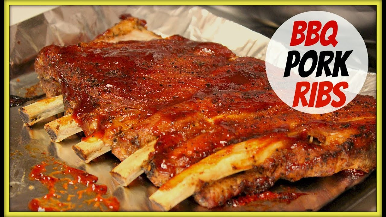 Recipe pork side ribs bbq