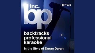 Ordinary World (Karaoke Instrumental Track) (In the Style of Duran Duran)