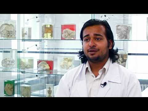 Shekhar from India talks about studies in Lithuania
