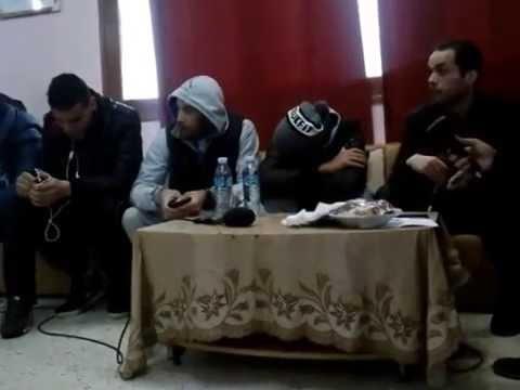Djimi khaled Housam krimou Bourabia passage radio el badja 29/12/2014 p2