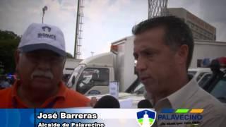 Gobernador Henri Falcón entregó patrullas para el municipio Palavecino
