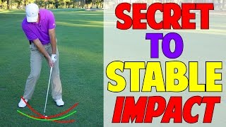 How To Be Consistent In Golf | Secret To Stable Impact