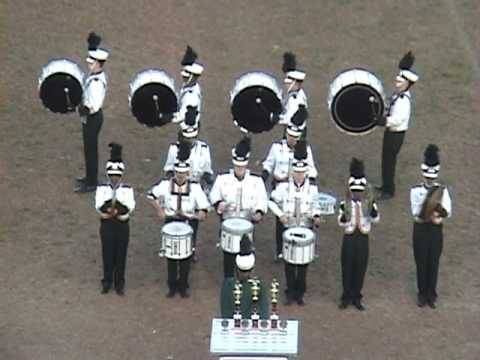 2007 Kennedy High Drumline at Competition