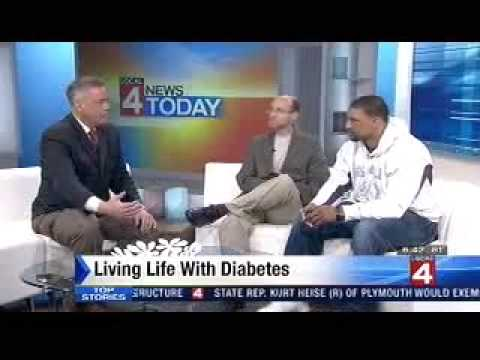 WDIV: 8th Annual JDRF Type One Nation Summit & type one diabetes management