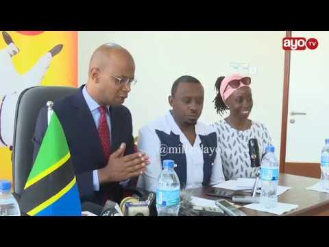 Milioni 300 alizokabidhiwa January Makamba na TATU MZUKA