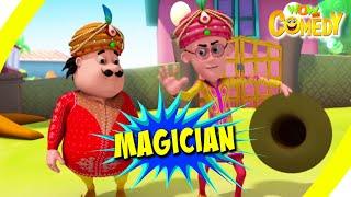Motu Patlu- EP19A | Magician | Funny Videos For Kids | Wow Kidz Comedy