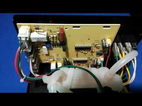How To Take Apart Gordak 952 / Disassemble Smd Rework Soldering Station X-tronic 4000