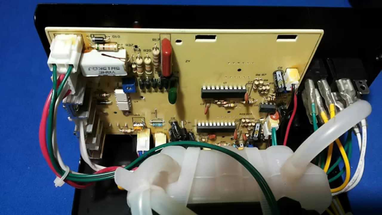 How To Take Apart Gordak 952 Disassemble Smd Rework Soldering Calculatorfreeledcalculadora Xtronic Free Electronic Circuits Station X Tronic 4000 Youtube