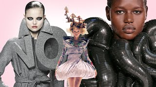 Video Why is Runway Fashion so Weird? download MP3, 3GP, MP4, WEBM, AVI, FLV Juni 2018