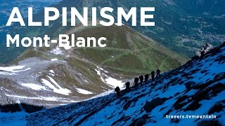 #1 Mont-Blanc Voie Normale Bellevue refuge du Goûter juin 2012 alpinisme - 9072